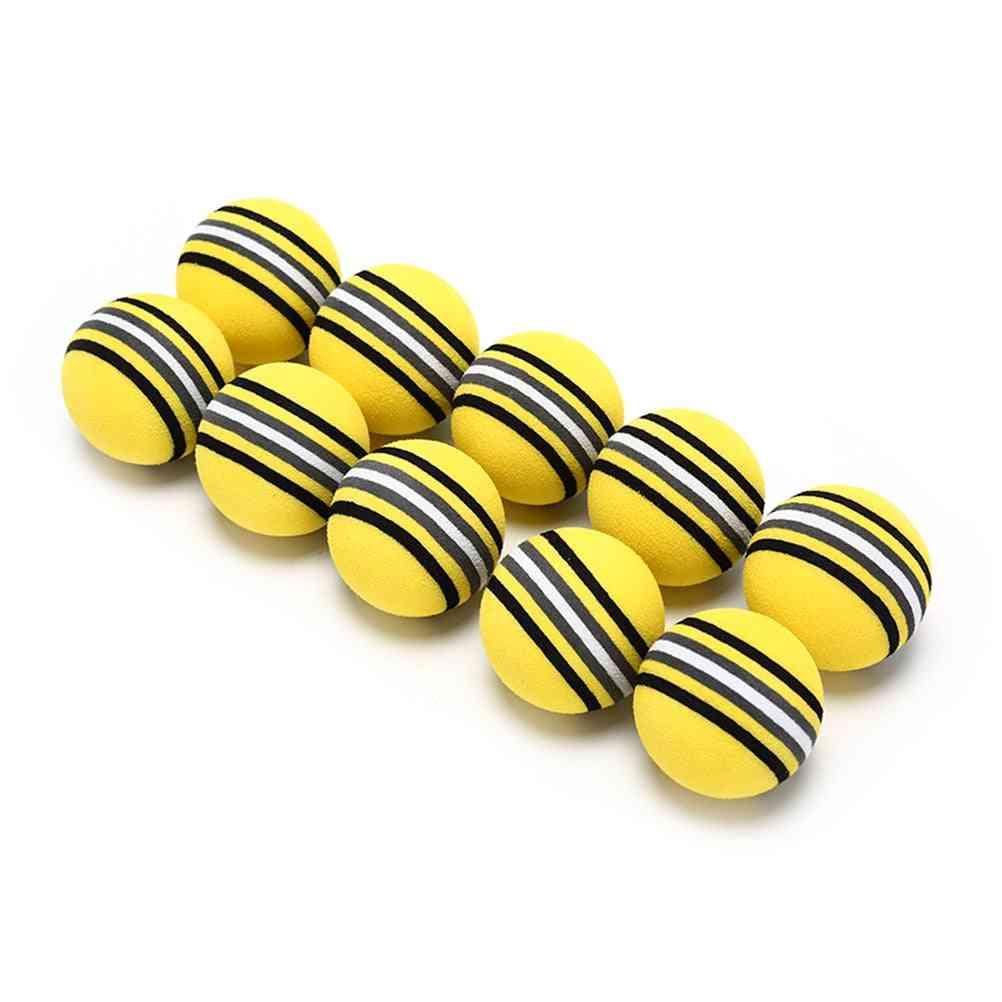 Golf Swing Training Balls Sponge Foam