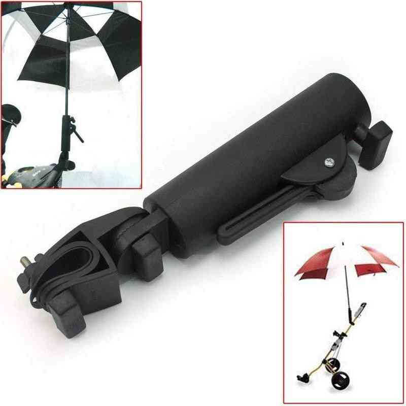 Outdoor Trolley Baby Pram Golf Cart Umbrella Holder
