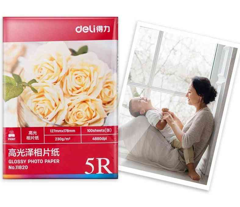 Water Proof Glossy Photo Paper