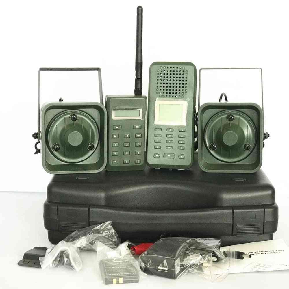 Decoy Hunting Brid Caller Remote  Control  External Loud Speaker