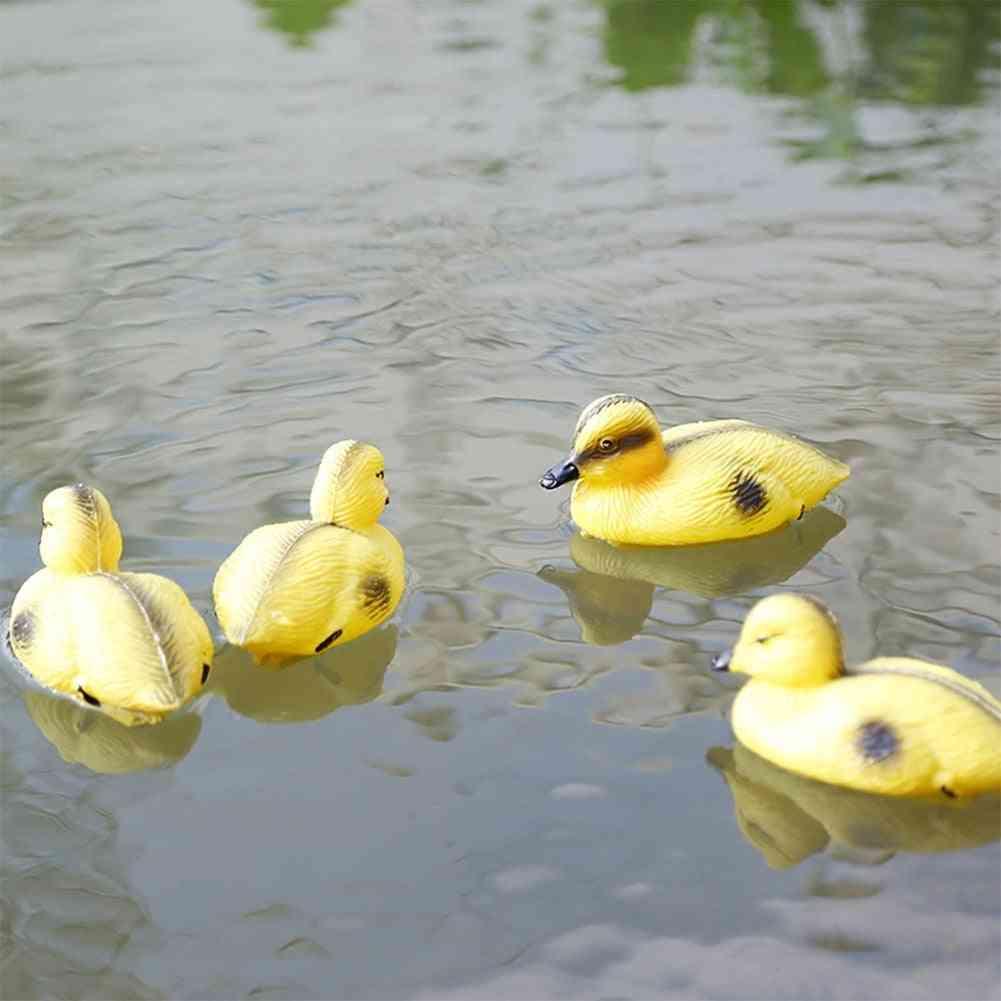 Hunting Decoy Floating Ducks