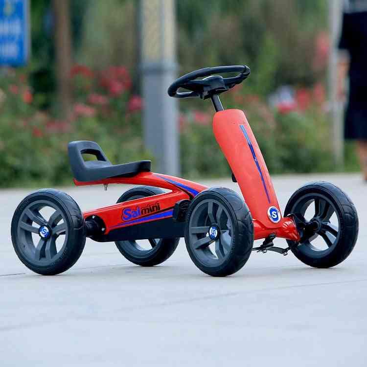 4 Wheel Pedal Go Kart Kids Ride On Toy