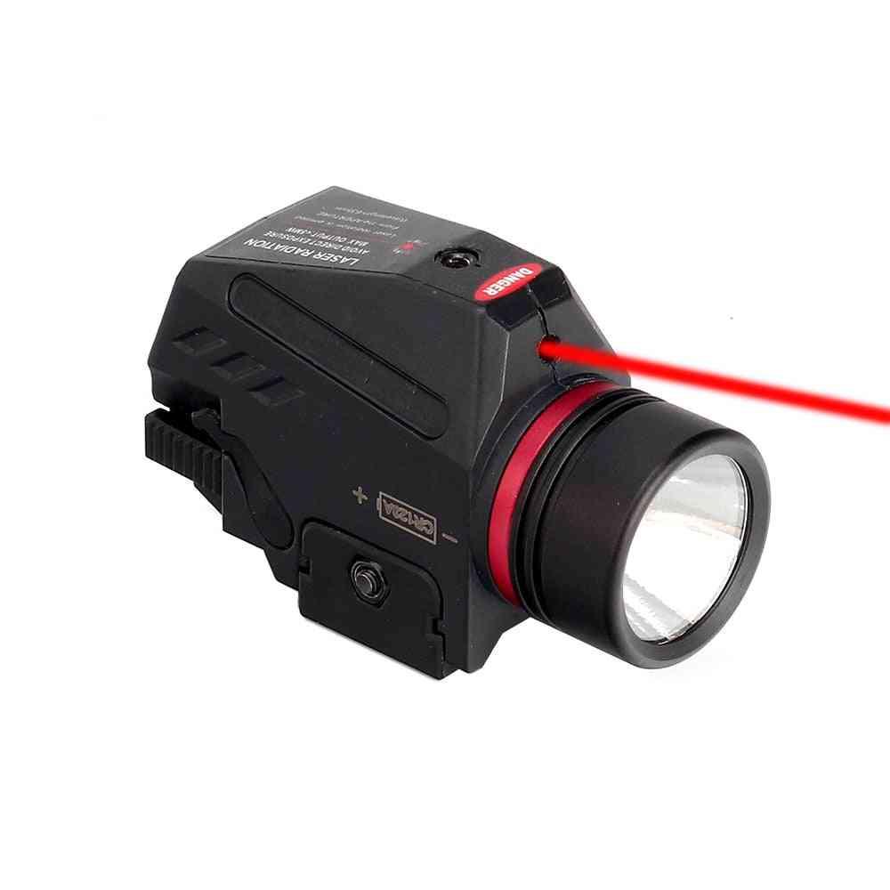 Tactical Lumens Led Flashlight