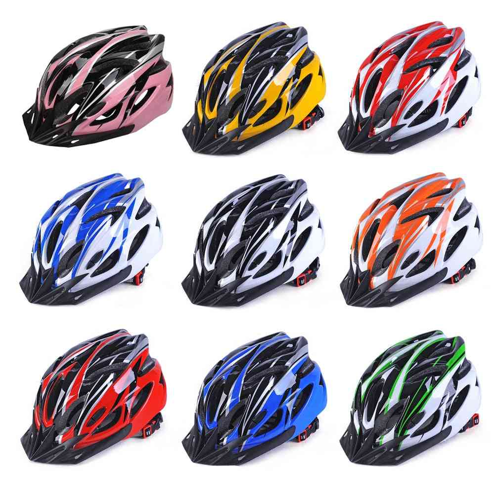 Adult Cycling Bike Helmet Safety Protection Lightweight Bicycle Helmet