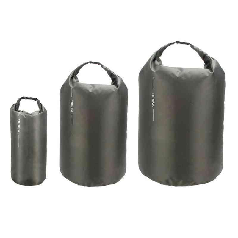 5l/20l/50l Waterproof Dry Bag, Roll Top Sack Rafting Boating Swimming Organizer Bag