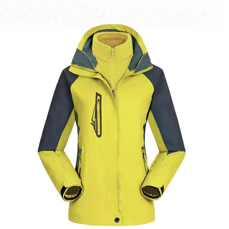 Outside Waterproof Breathable Hiking Outdoor Clothes Jacket/women