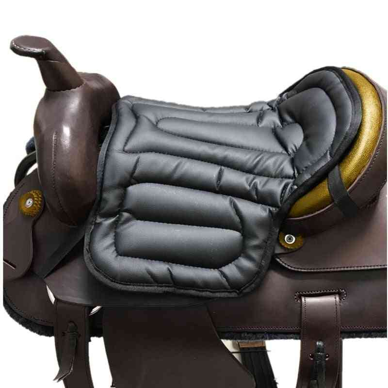 Horse Riding Saddle Pad, Soft Equestrian Seat Pad