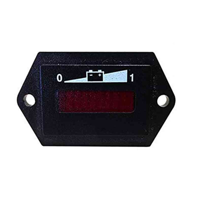 48v Led Battery Charge Indicator Meter