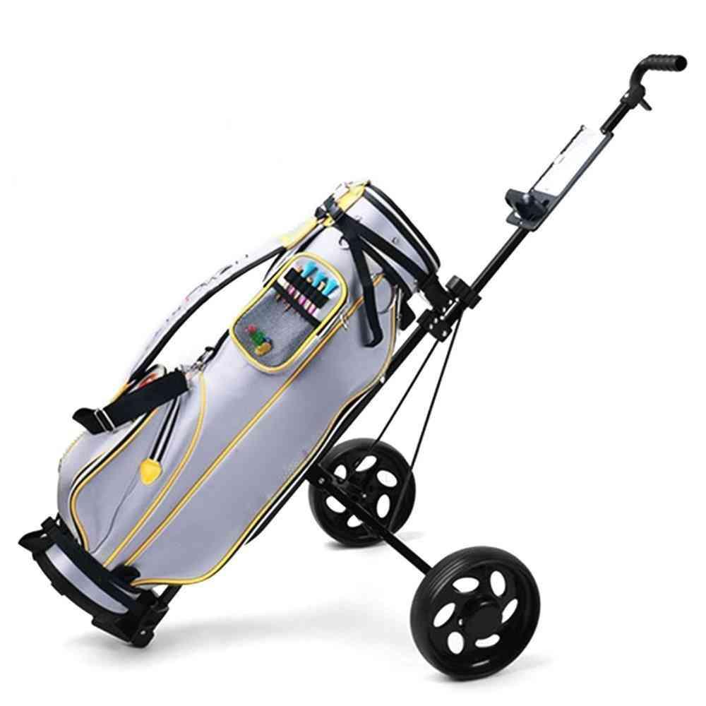 Adjustable Golf Trolley