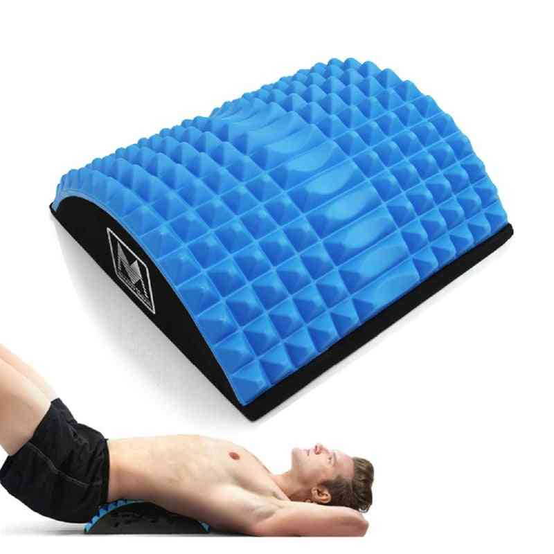 Procircle Abdominal Mat, Core Trainer, Massaging Spikes For Full Range Of Motion, Ab Sit-up Workouts & Back Stretcher