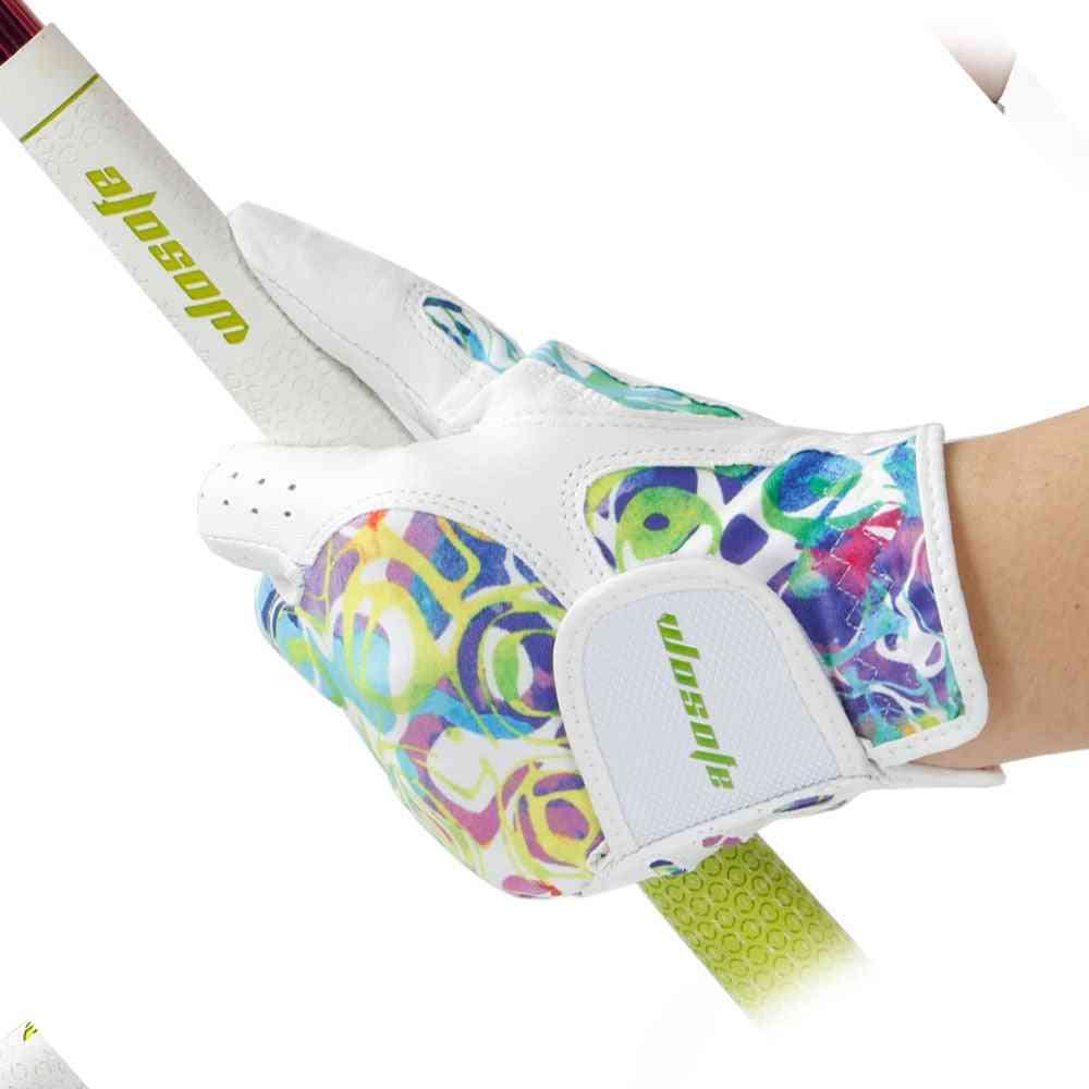 Golf Glove Sheepskin, Women's Gloves, Left, Right Hand