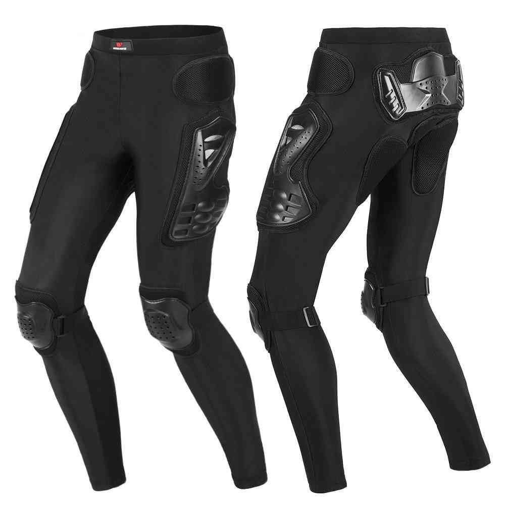 Motocross Skateboarding Pants Thigh Hip Butt Crotch Protection Snowboard Trousers