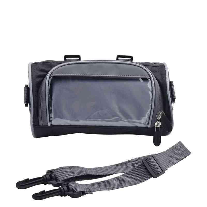 Motorcycle Front Handlebar Storage Bag