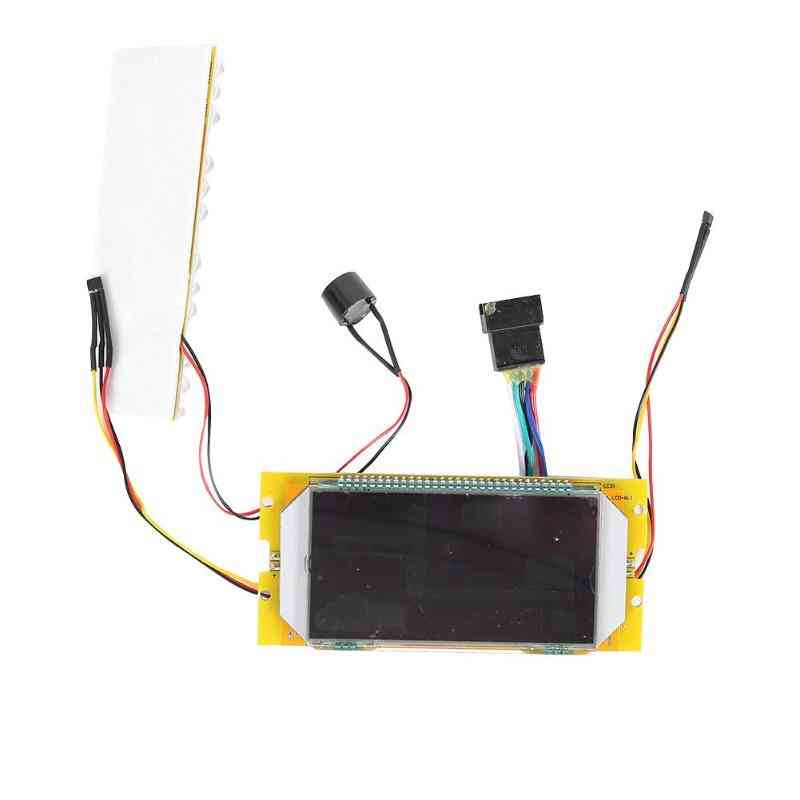 Electric Scooter Display, Lcd Screen,  Replacement Accessories, Suitable For Kugoo
