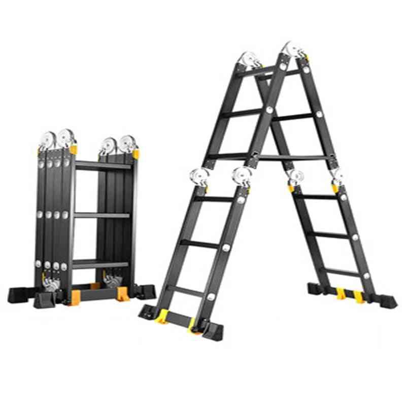 Straight Ladder Multifunction Folding Ladder