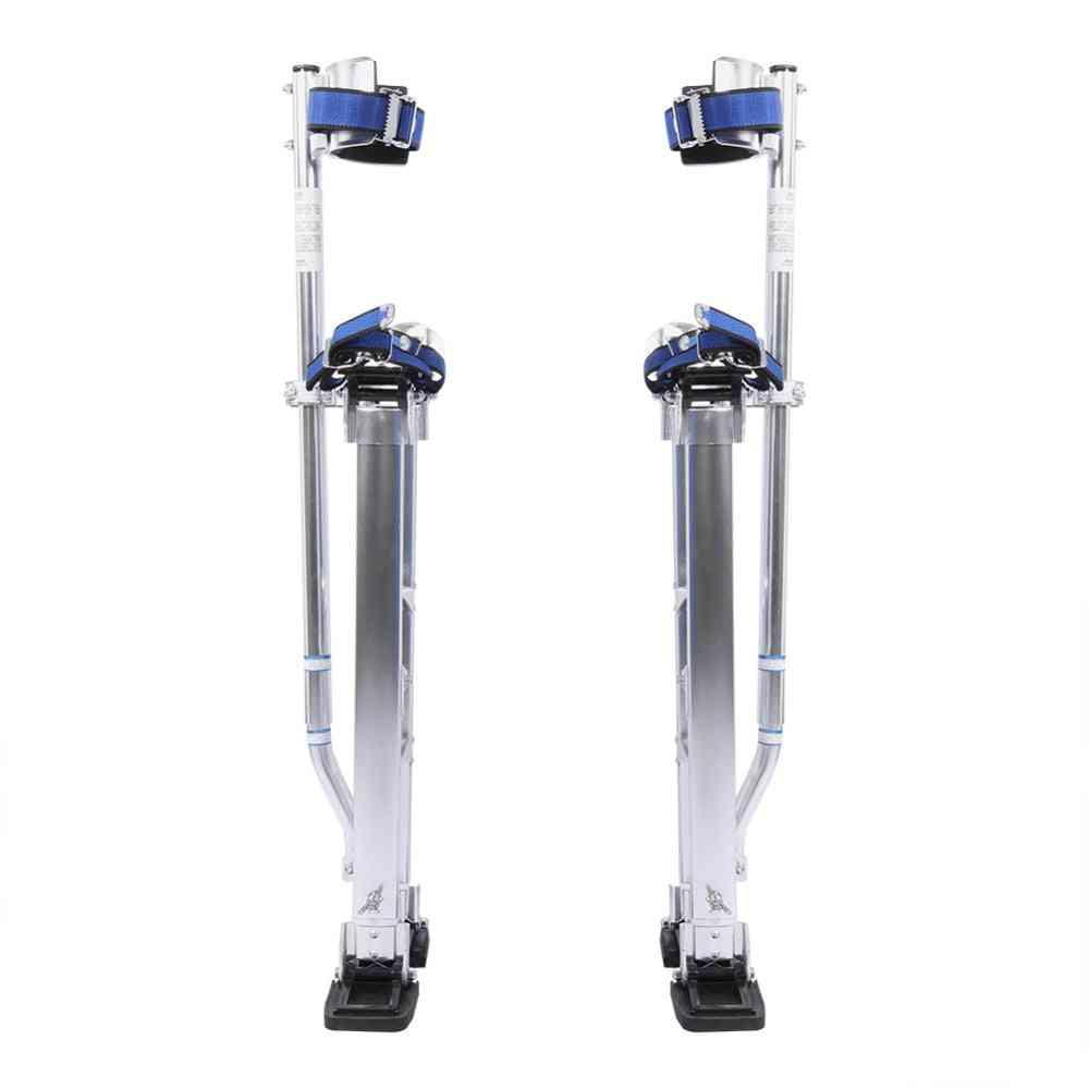 Drywall Stilts Adjustable Aluminum Plastering Stilt Ladder