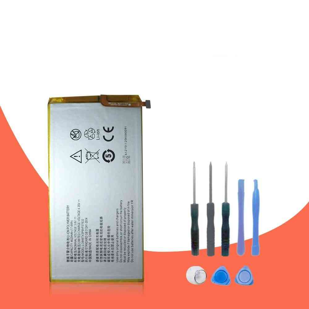 3.8v 4620mah Li3846t43p6hf07632 For At&t Trek 2 Hd For Zte K88 Battery+tracking + Tools
