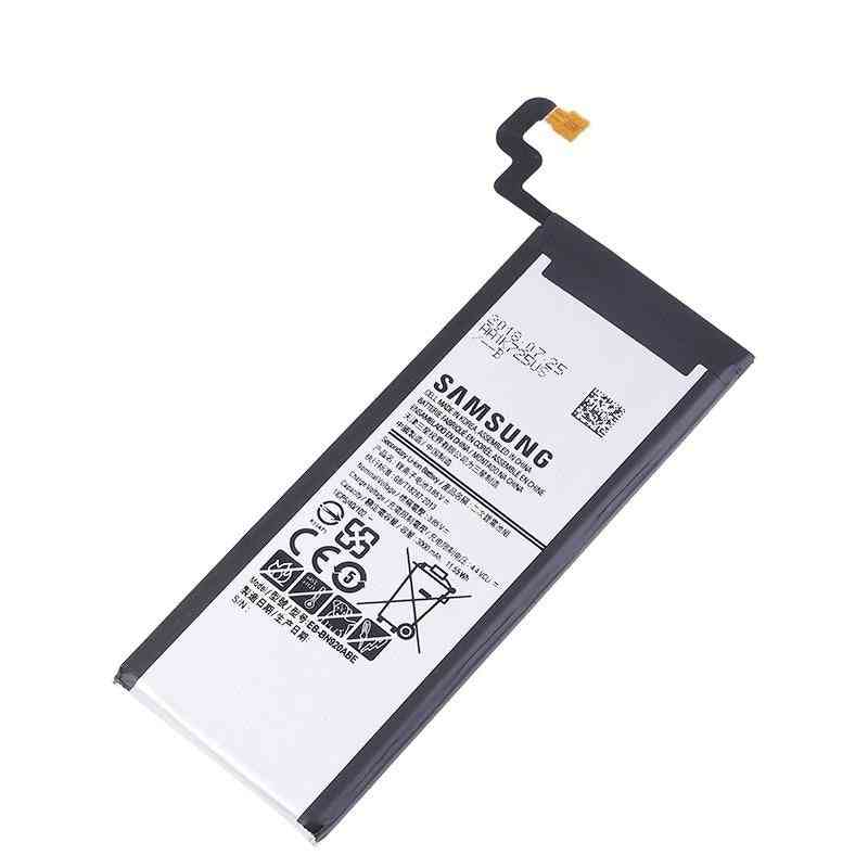 Original Eb-bn920abe 3000mah Mobile Phone Battery For 5 N9200 N920t N920c N920p Note5 Sm-n9208