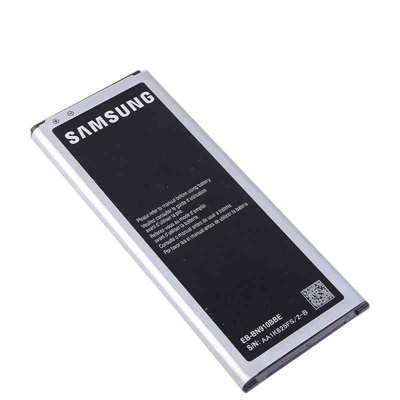 Original Battery For Note 4 N910 N910f N910a N910v N910p N910t N910h With Nfc 3220mah