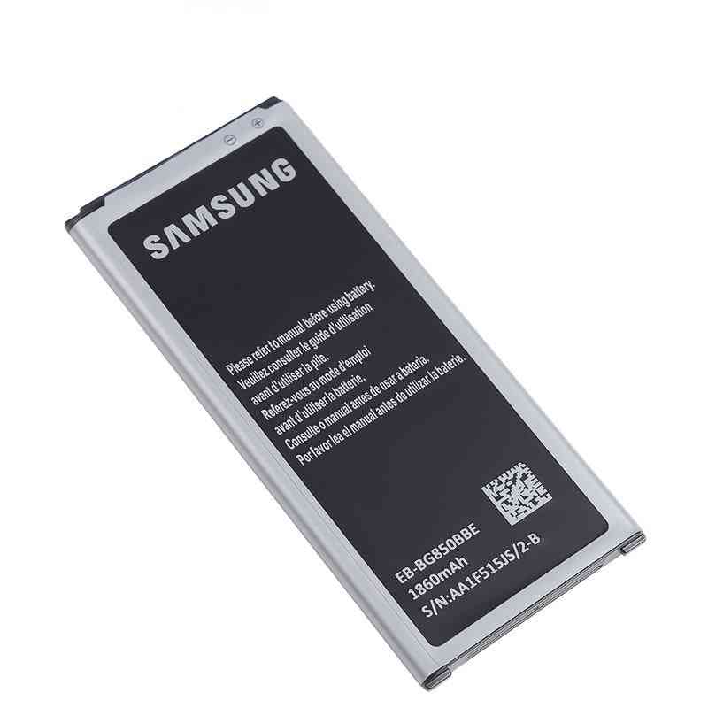 Original Battery Eb-bg850bbe For Sm-g850f G850fq G850y G850m G850t G850a G850s G850l G850k 1860mah Nfc