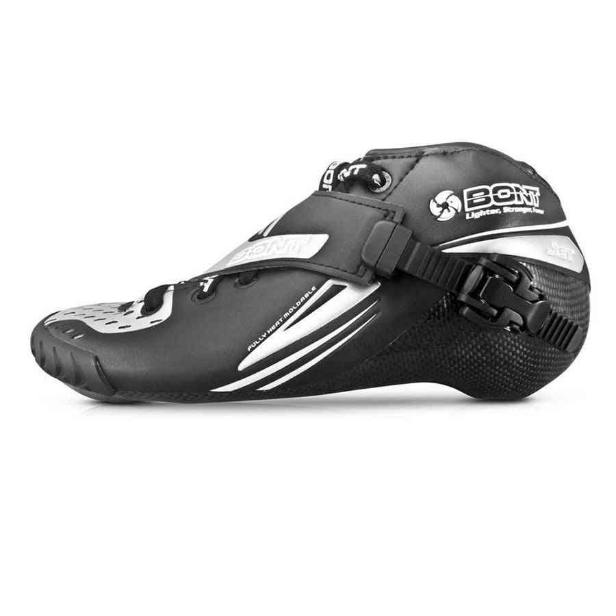 100% Original Bont Jet 2pt Boot Speed Inline Skate Shoes