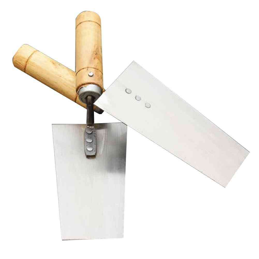 Stainless Steel Concrete Finishing Trowel