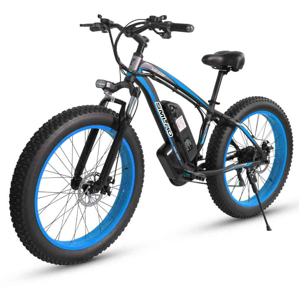 Electric Bike Powerful Motor, Electric Bicycle, Super Quality Batteries