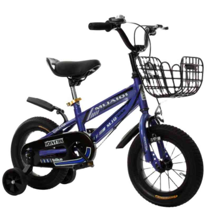 Children's Bicycle, Steel Dual Disc Brakes For Children Cycling