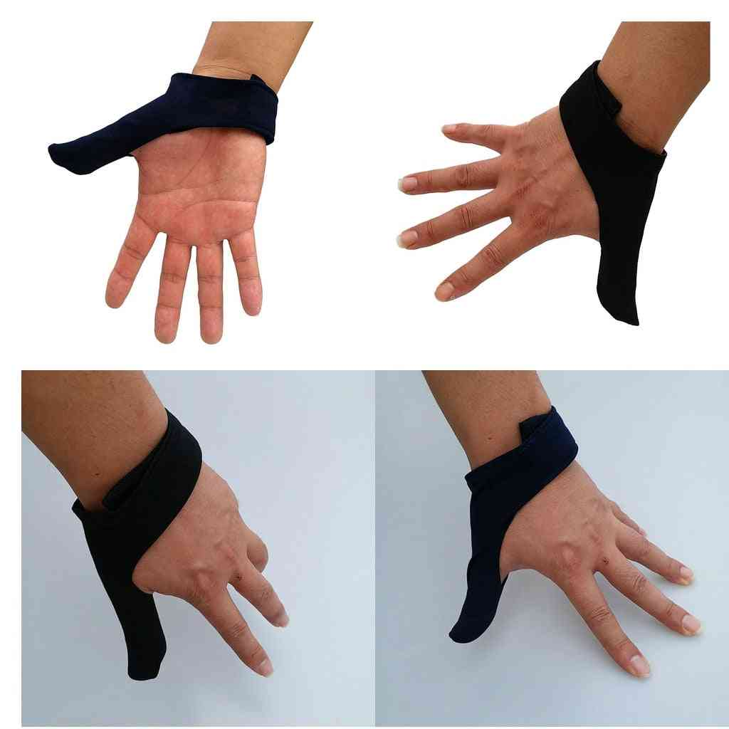Universal Adult Bowling Thumb Saver Finger Grip Protector Replacement