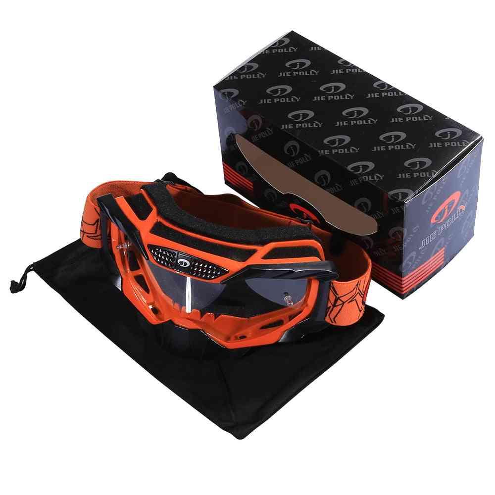 Motorcycle Outdoor Goggles For Atv Casque Mx Helmet