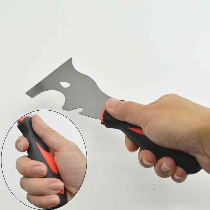 Putty Knife Scraper Shovel & Caulk Putty