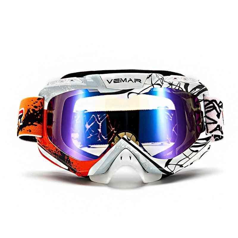 Adult Motorcycle Ski Goggles