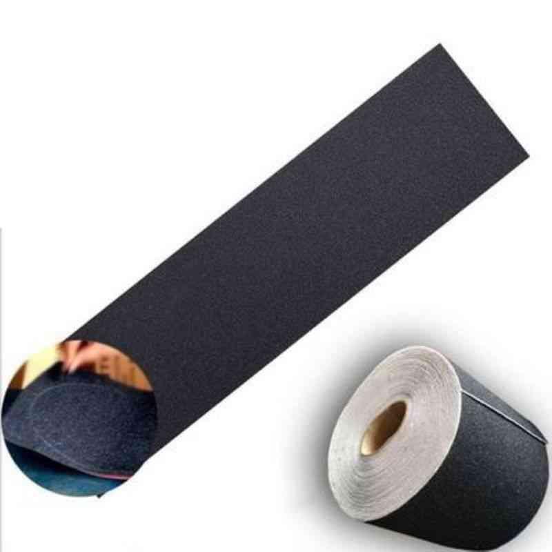 Skateboard Sandpaper, Professional Deck Grip Tape
