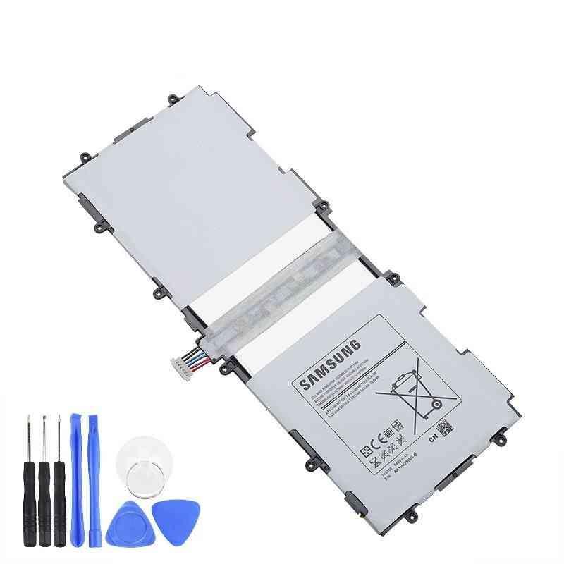 Original Replacement Tablet Battery T4500e 6800mah For 3 P5210 P5200 P5220