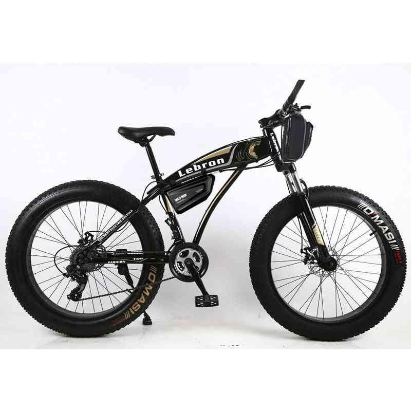 Shark Lithium Battery Electric Bike