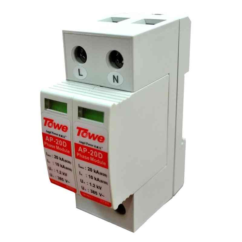 Single Phase Surge Protective Device/ Over Voltage Protector