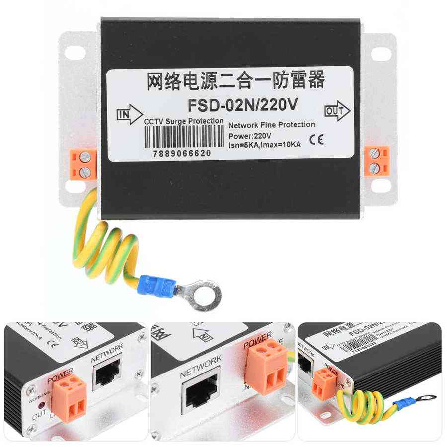 Surge Protective Devices Fsd 02n