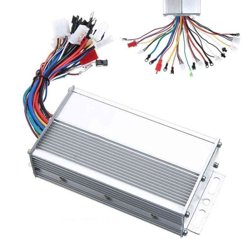 Electric Bicycle, Brushless Dc Motor Speed Controller For Electric Bike