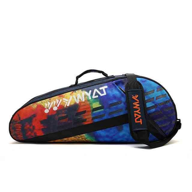 Badminton Tennis Double Shoulder Bag
