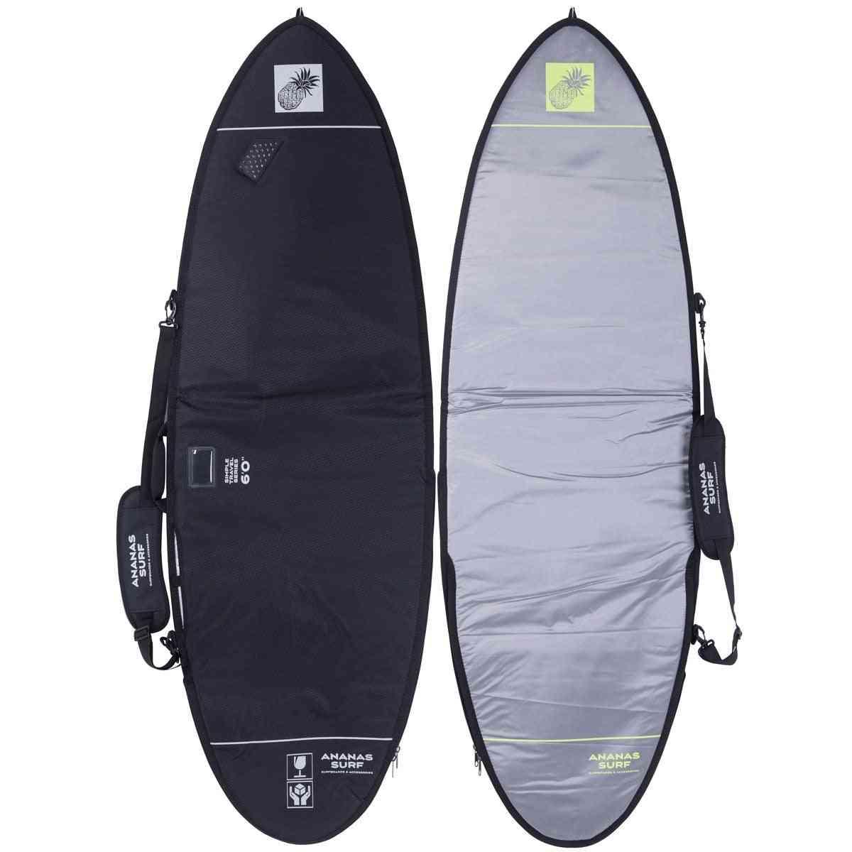 Surfboard Shortboard Hybrid Groveler Fishboard Protect Cover Travel Boardbag