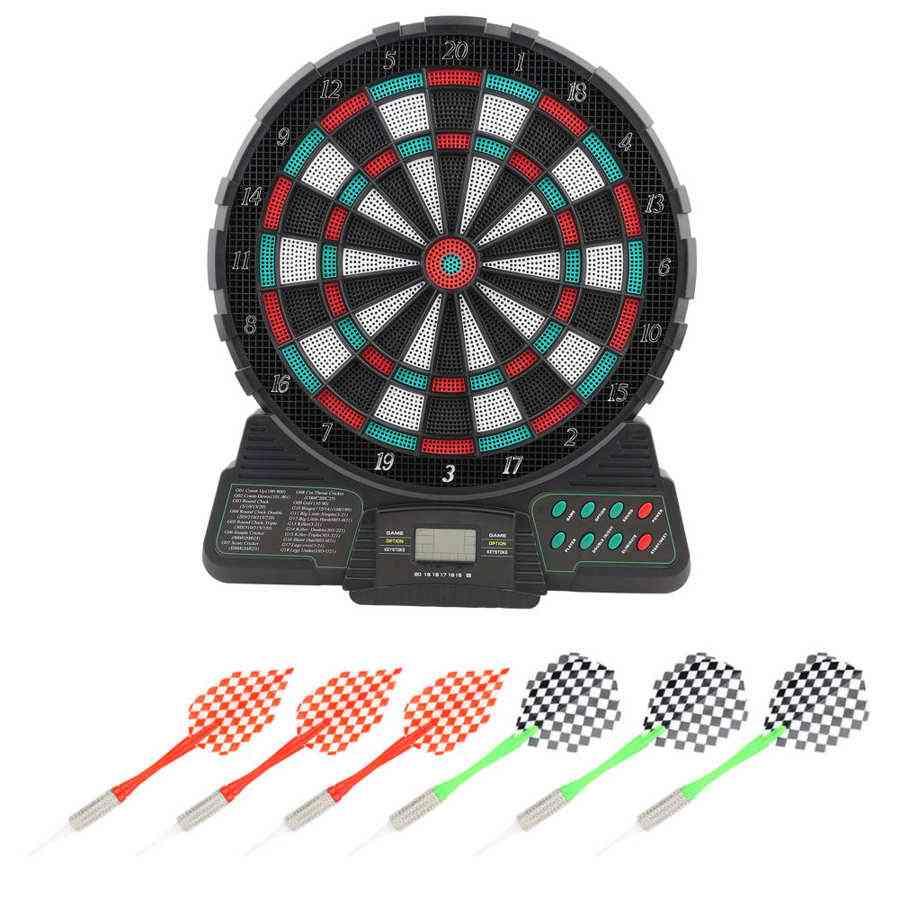 Electronic Dart Board Set