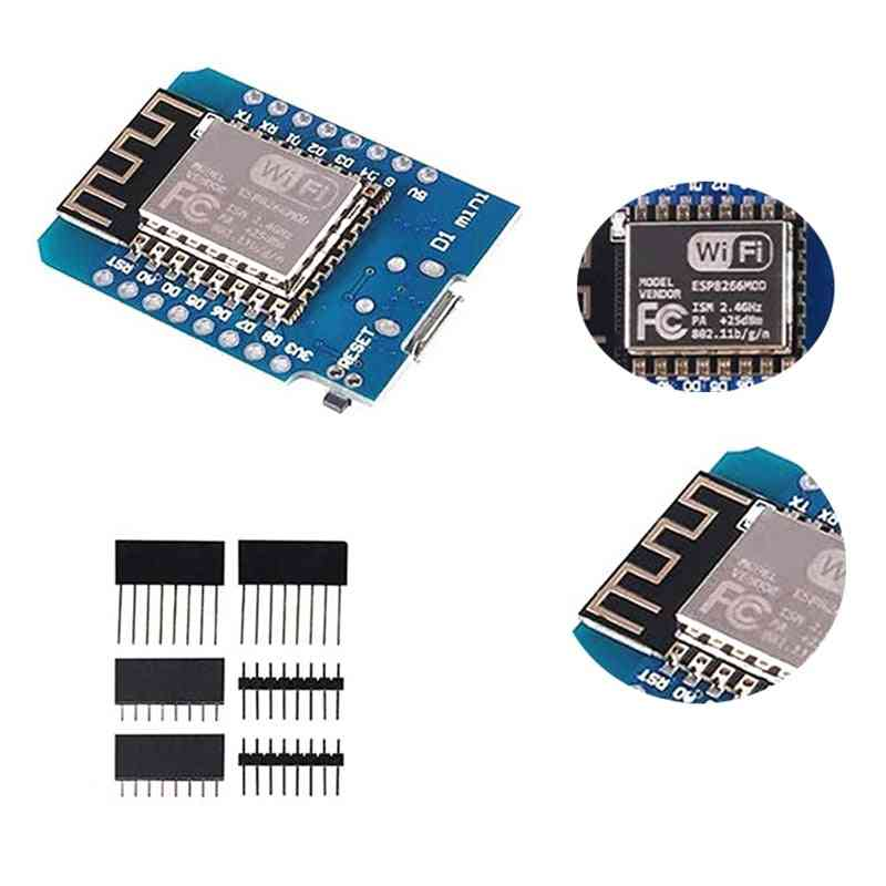 Mini D1 Module Wemos Lua 4m Bytes Wlan Wifi Development Compatible