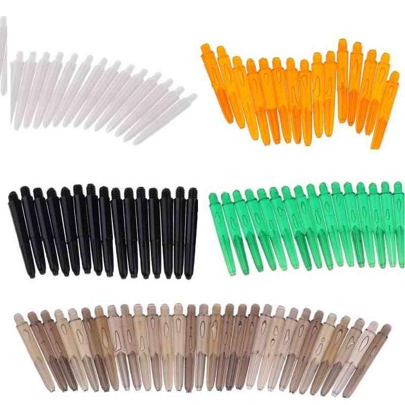 Plastic Nylon Darts Stems, Throwing Shafts, Rod Dart Accessories For Standard Screw Thread