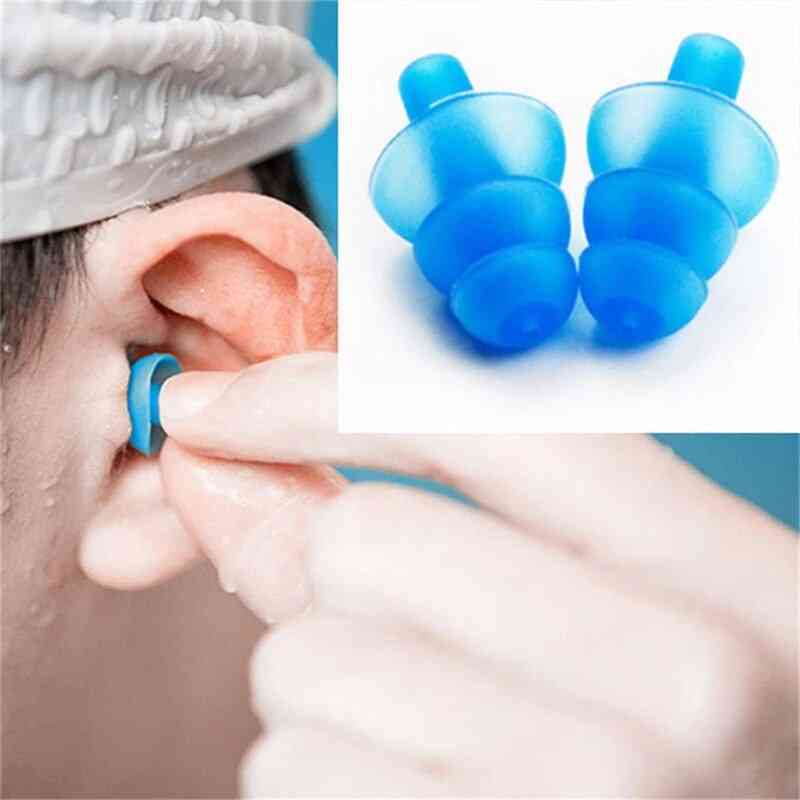 Soft Ear Plugs Swimming Accessories