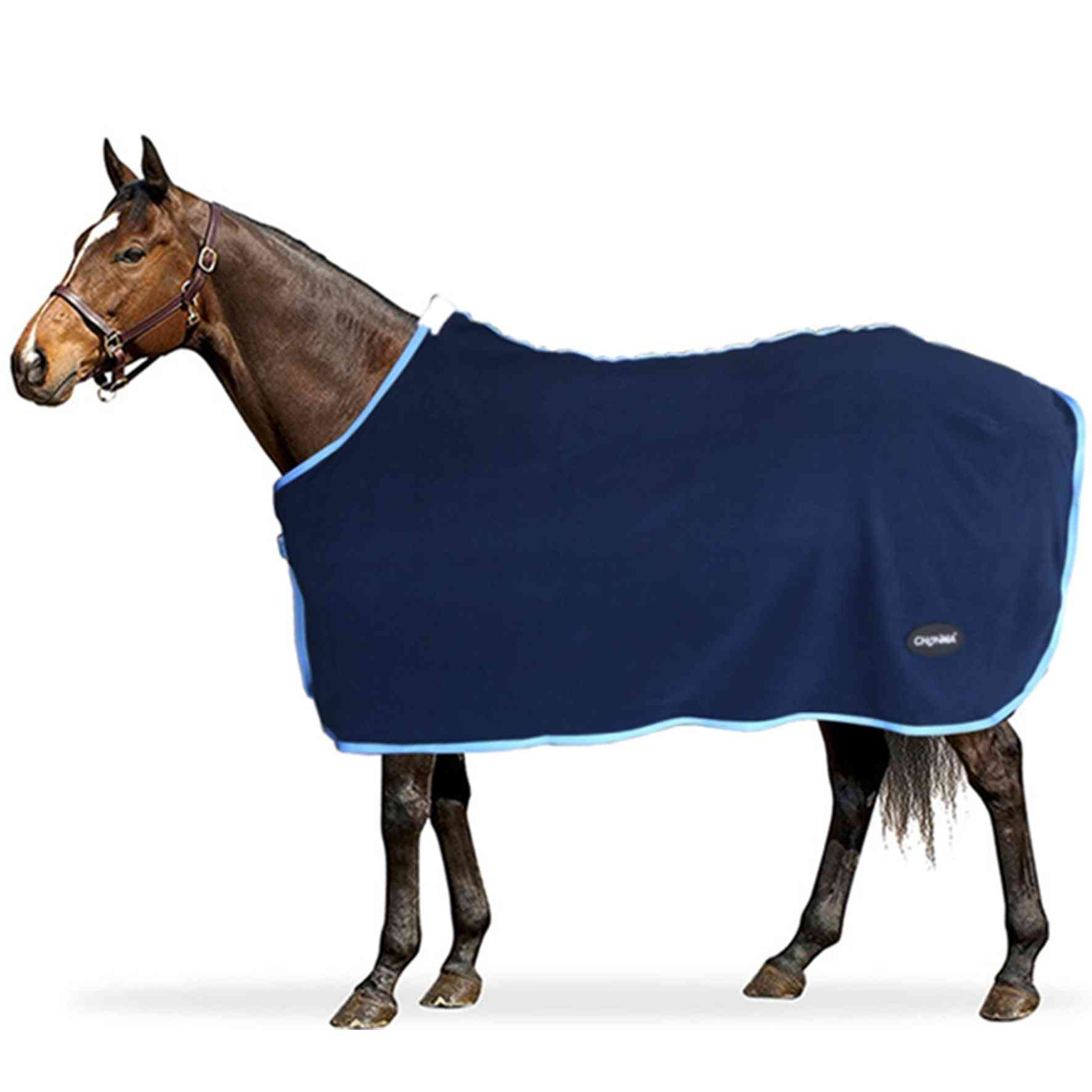 Spring/autumn Horse Jacket Adjustable Neck Buckle Chest Button Horse Rugs