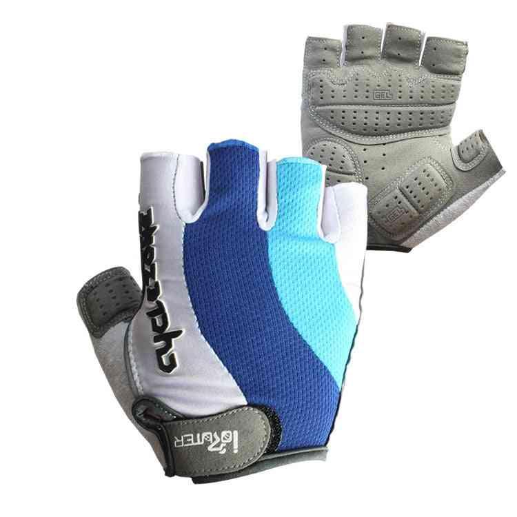 Shockproof Sports Half Finger Glove