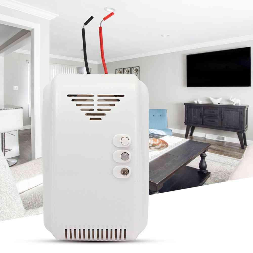 Liquefied Gas Detector Sensor Alarm