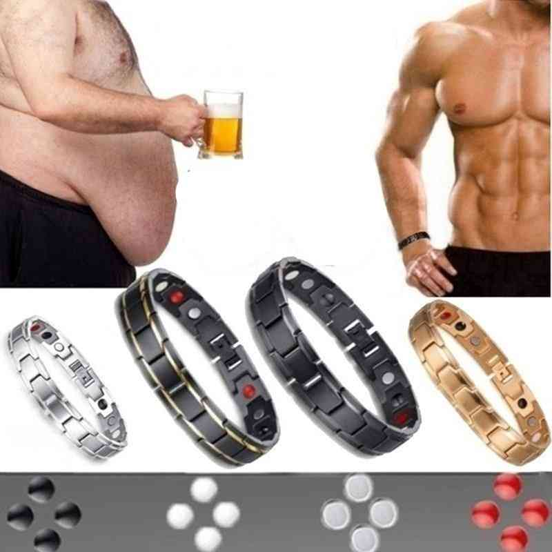 Health Care, Weight Loss Magnetic Therapy, Elemental Bracelet