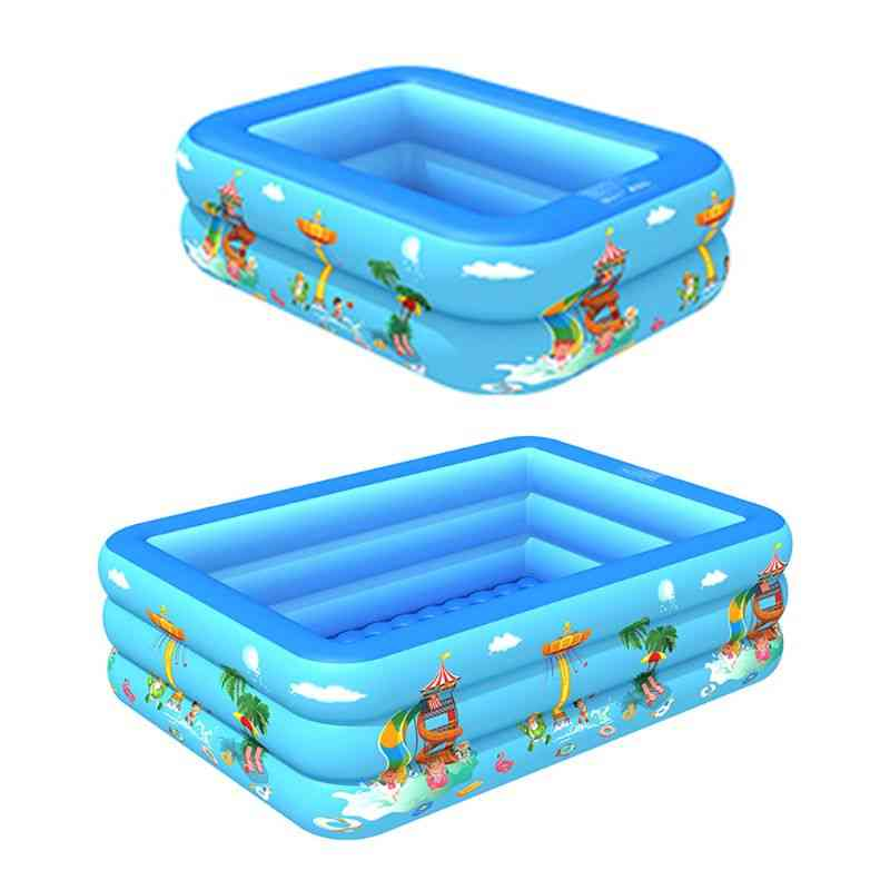 Baby Inflatable Swimming Pool, Water Playing Tub