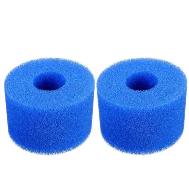For Intex Pure Spa Washable Foam, Hot Tub Filter Cartridge